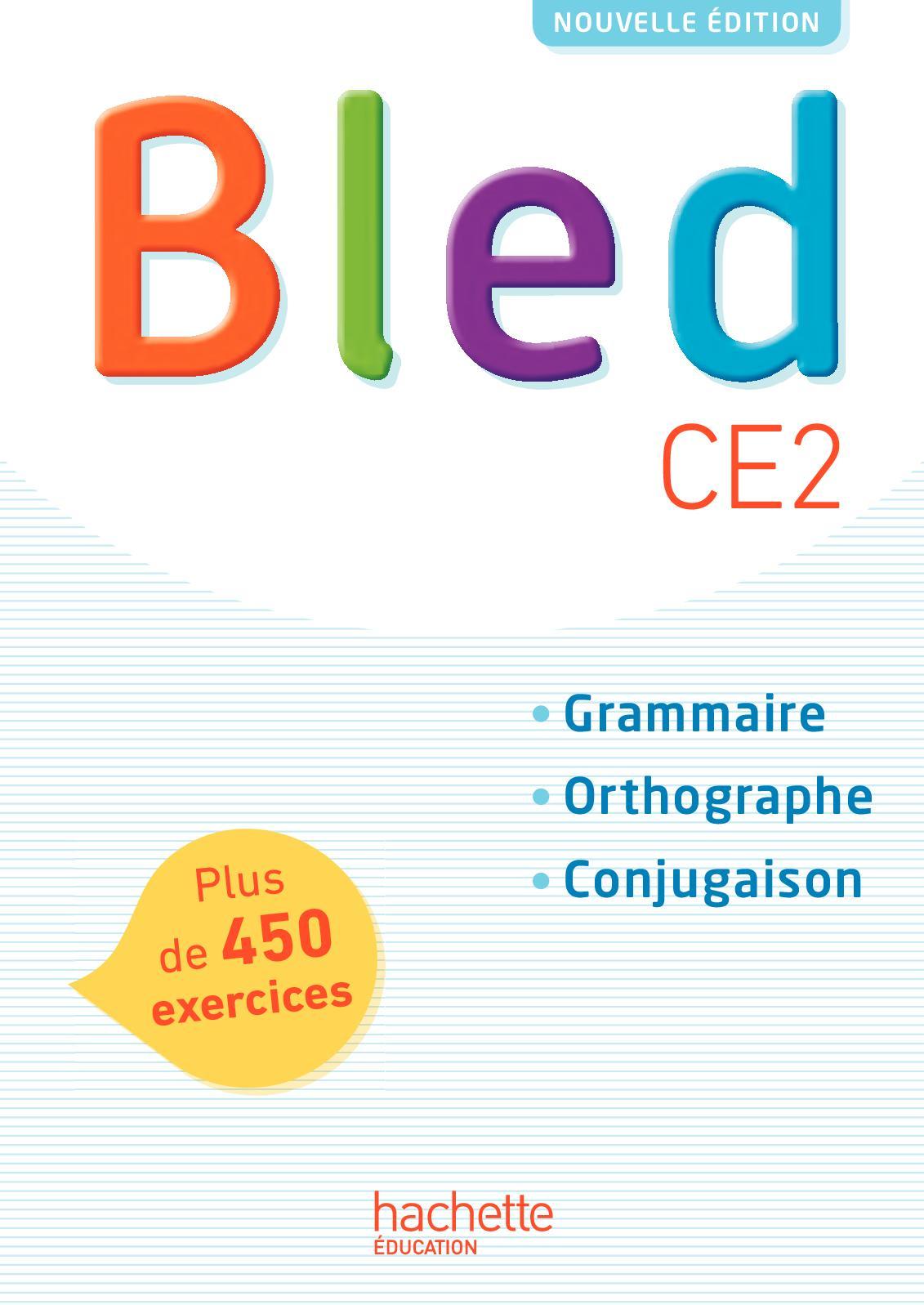 Calaméo - Feuilletage Bled Ce2 destiné Exercice Cm2 Gratuit