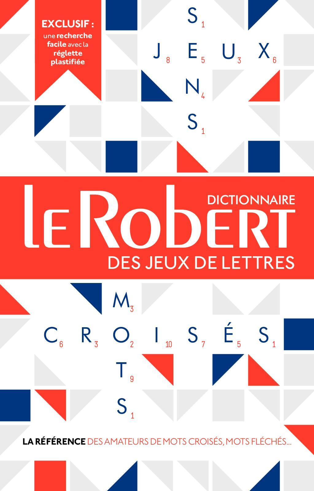 Calaméo - Le Robert Des Jeux De Lettres - Dictionnaire De destiné Mots Fléchés Facile