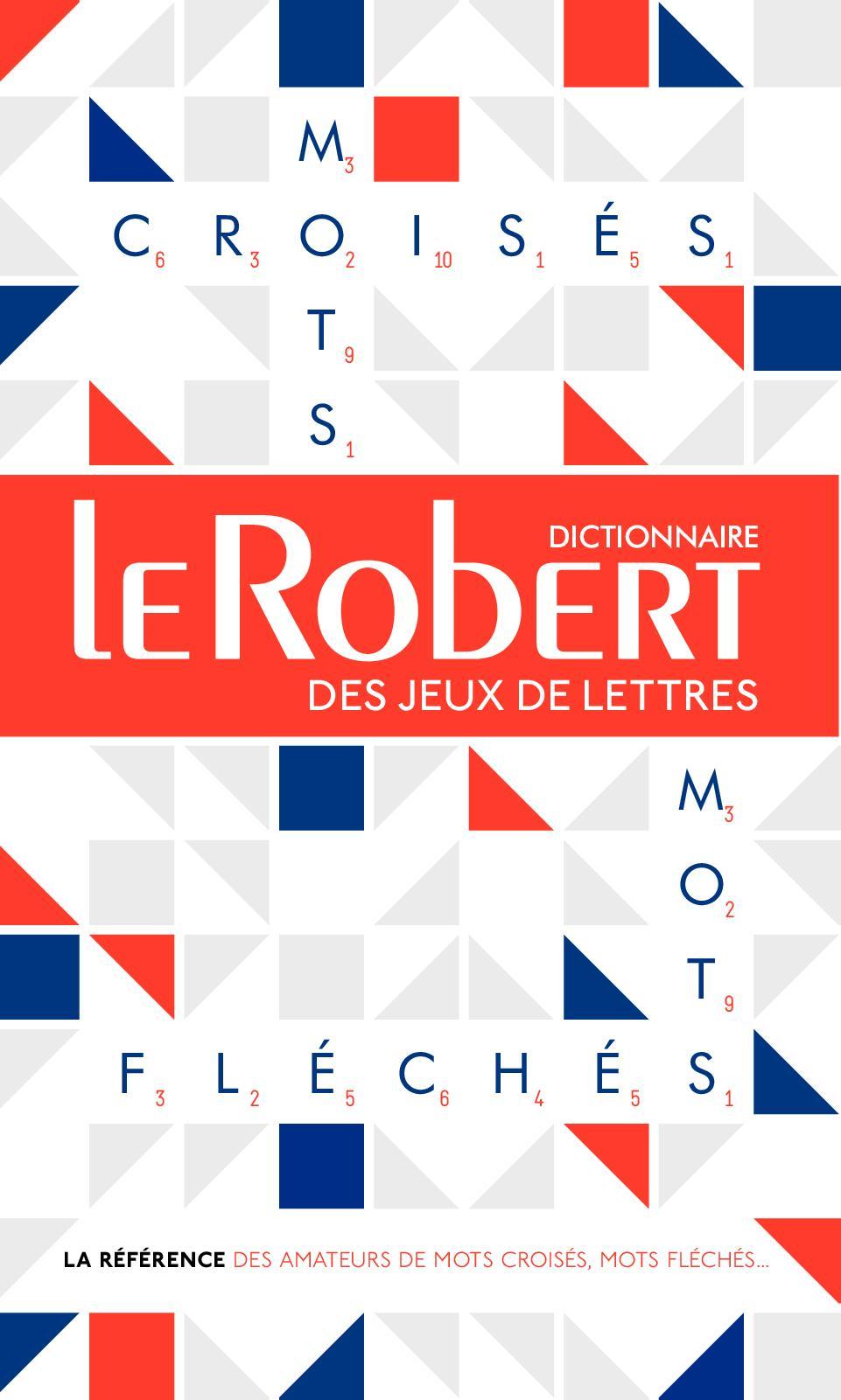 Calaméo - Le Robert Des Jeux De Lettres Poche - Dictionnaire tout Jeux Mot Fleches