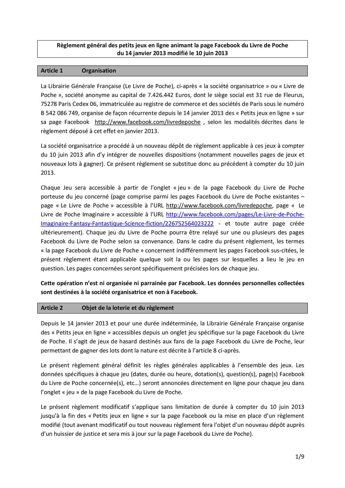 Calaméo - Règlement Petits Jeux Sur Page Lgf Facebook serapportantà Jeux En Ligne Pour Tout Petit