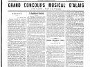 Calaméo - Union Républicaine D'alais 17/02/1884 destiné Numéro Des Départements