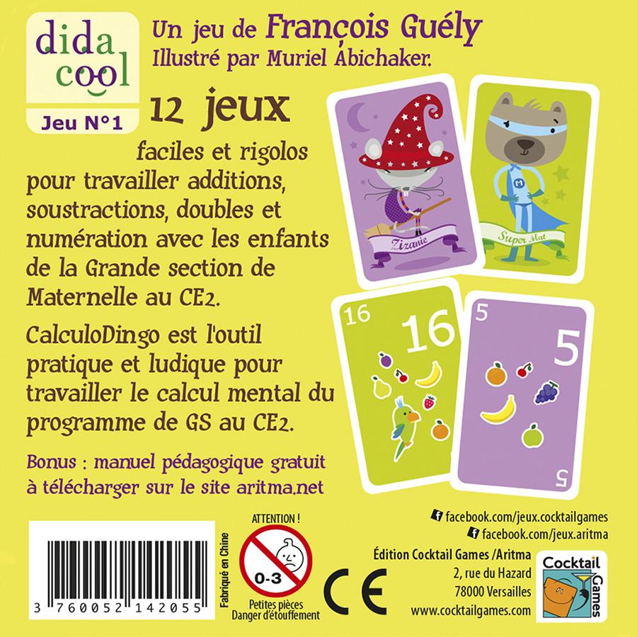 Calculodingo concernant Jeux Educatif Maternelle Petite Section