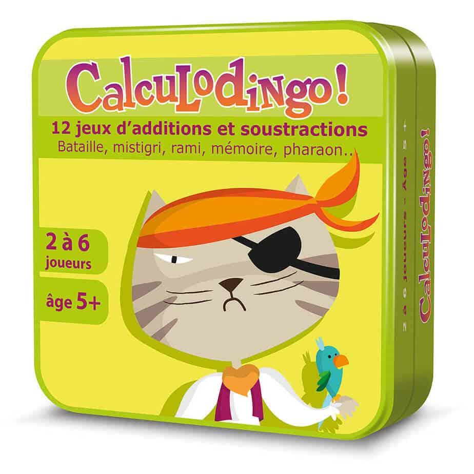 Calculodingo - Jeu De Numération, Additions Et Soustractions intérieur Jeux Educatif Gs