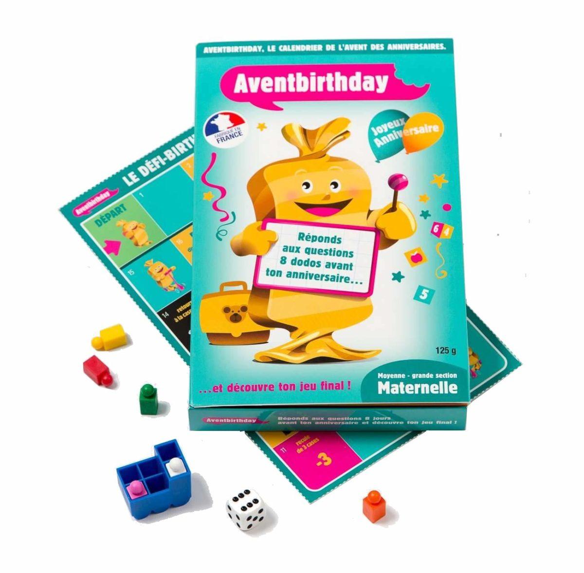 Calendrier Avent Anniversaire Maternelle Original encequiconcerne Jeux Pour Enfant De 5 Ans