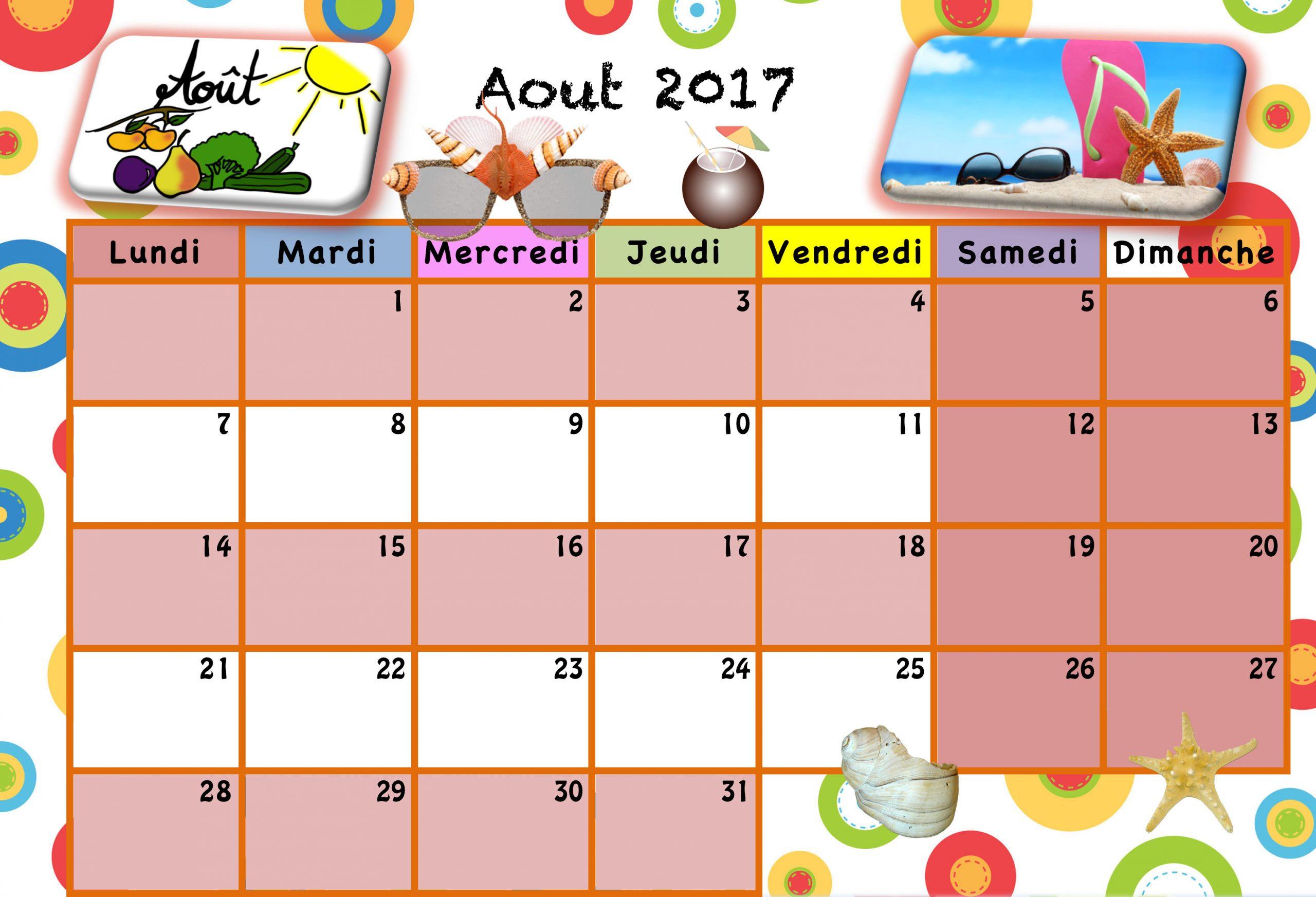 Calendriers Enfants 2017/2018 - La Classe De Luccia ! à Calendrier 2018 Enfant