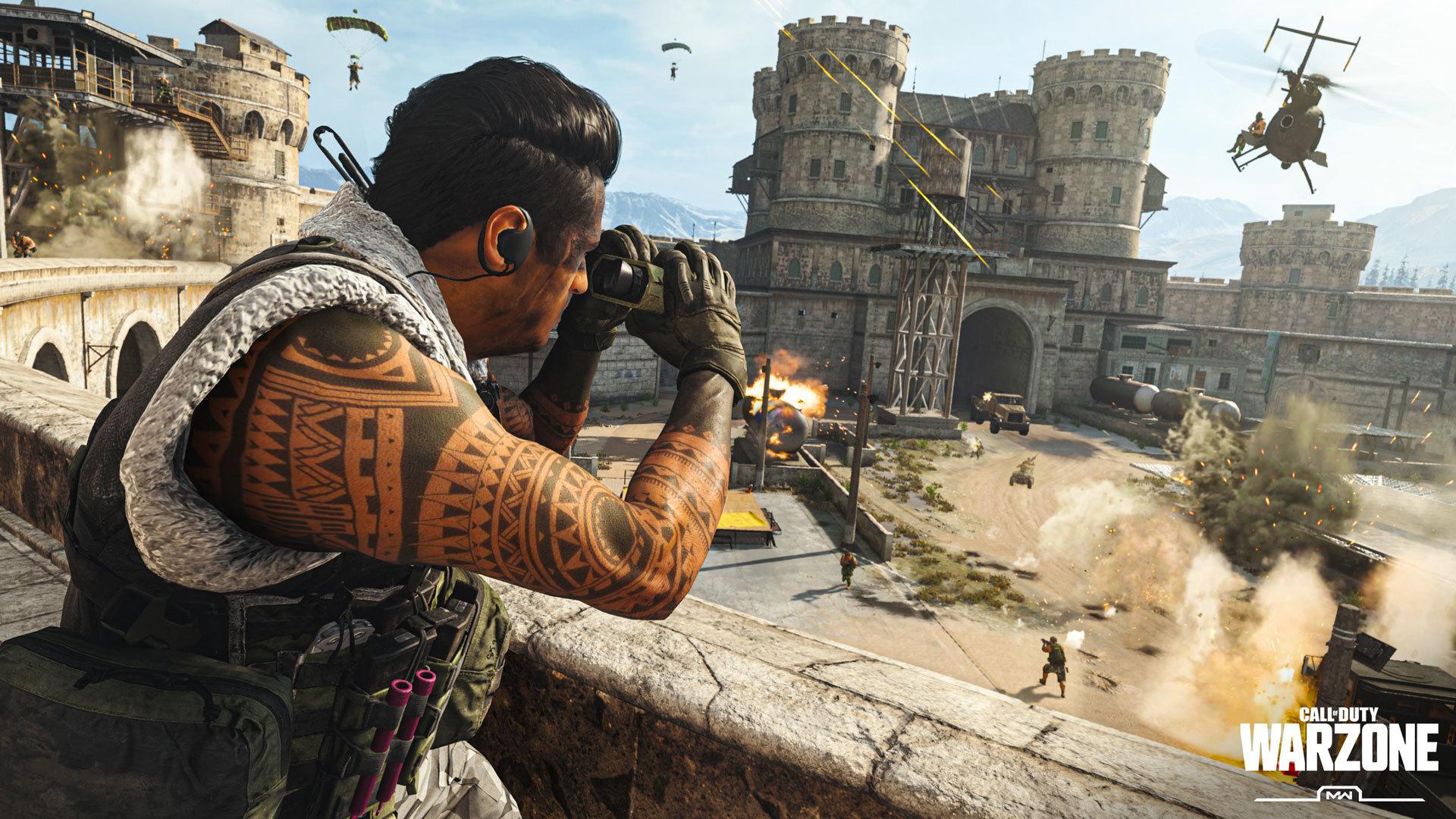 Call Of Duty : Un Battle Royale Gratuit Débarque Sur intérieur Application Jeux Gratuit Pc