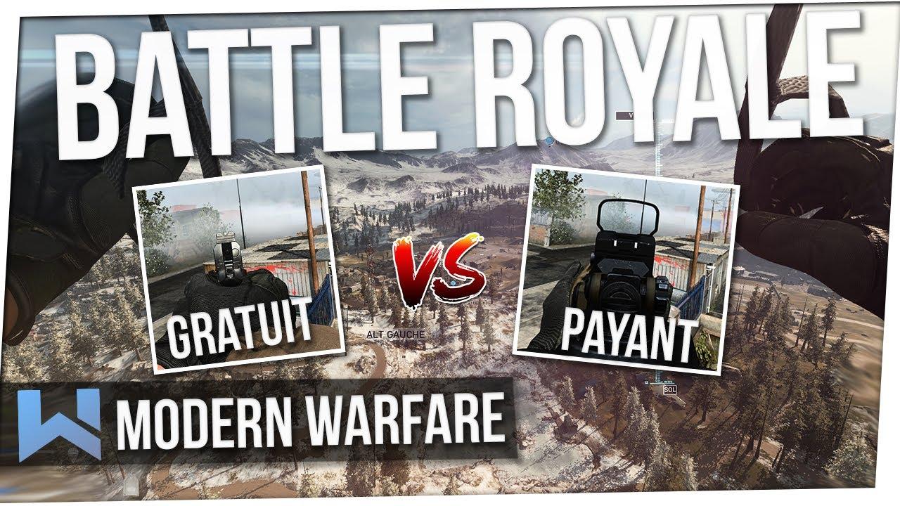 Call Of Duty Warzone : Faut-Il Y Jouer Gratuitement ? (Cod Battle Royale) tout Jeu De Difference Gratuit