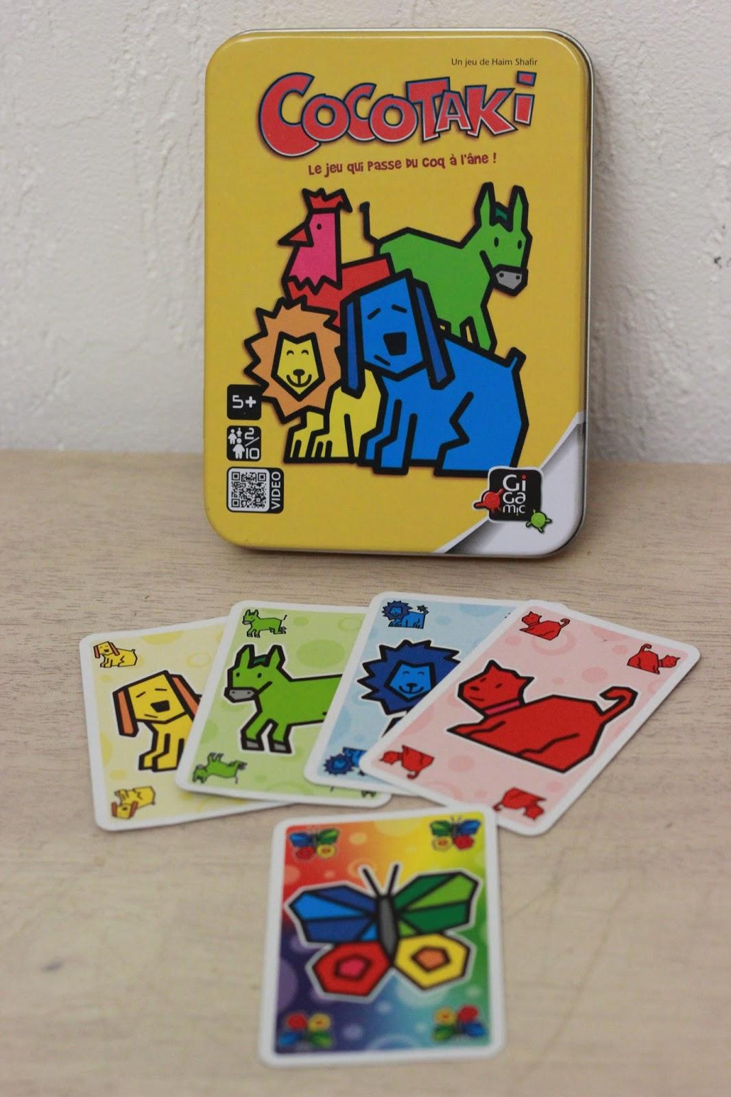 Camelie: Des Jeux De Cartes Pour Les Plus Petits, Une intérieur Jeux Pour Enfant De 3 Ans