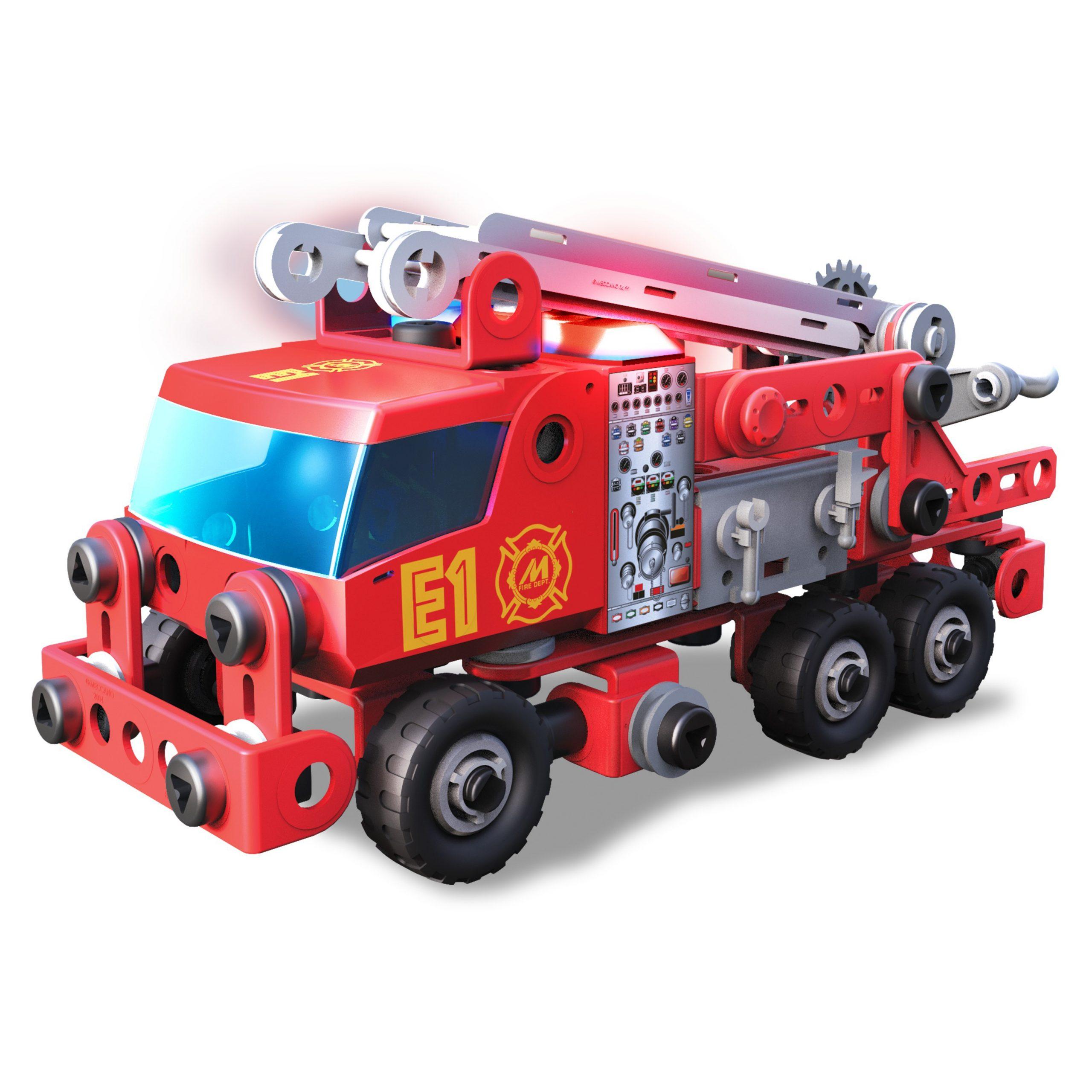 Camion De Pompier Deluxe tout Jeux Gratuit De Pompier