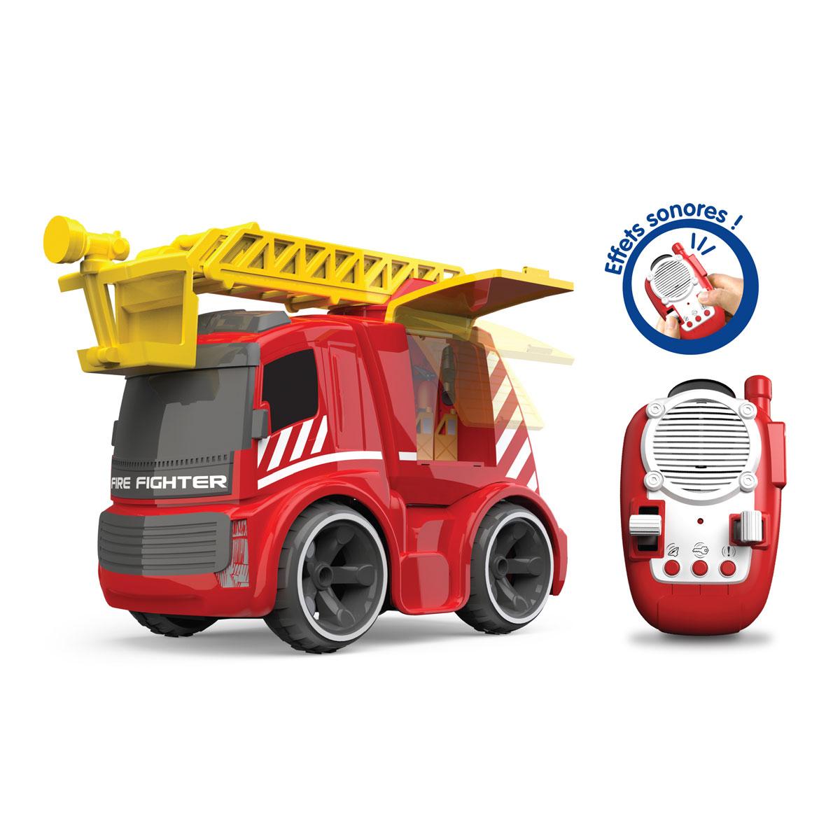 Camion De Pompier Radiocommandé pour Jeux De Camion De Pompier Gratuit