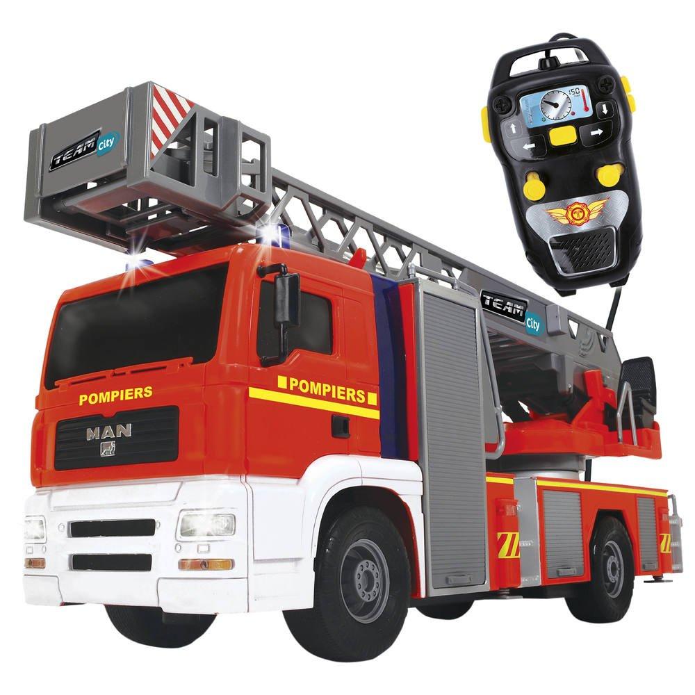 Camion De Pompiers 50 Cm Filoguide | Vehicules-Garages dedans Jeux De Camion De Pompier Gratuit