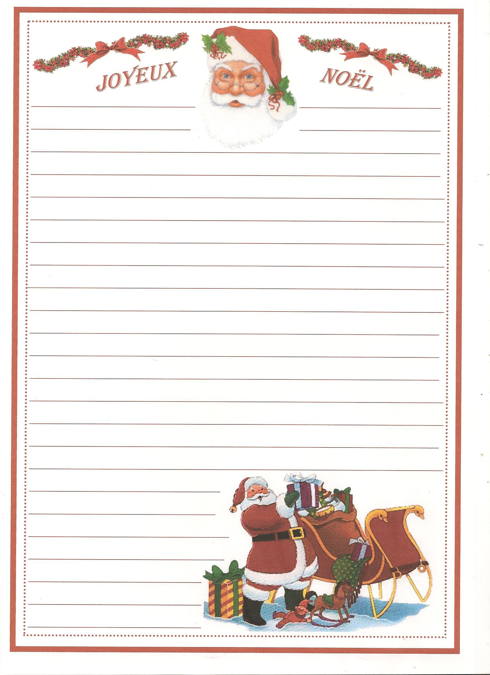 Cantique Noel Antillais Pdf - Holynohsa avec Papier Lettre De Noel