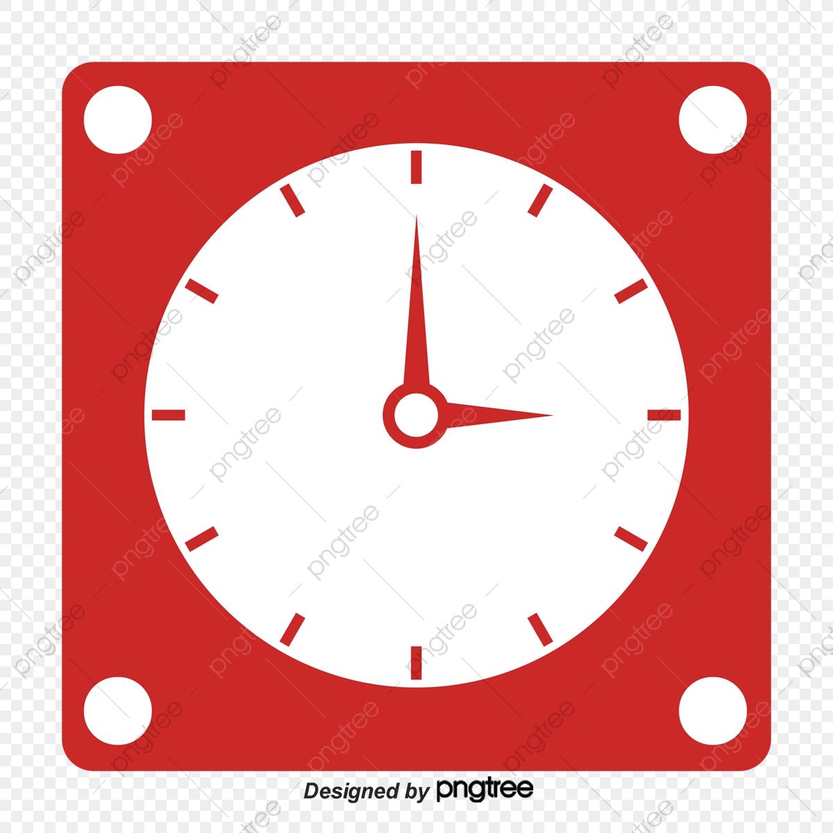 Carré De Dessin D'horloge, Le Dessin De L'horloge, Le Temps concernant Dessin D Horloge