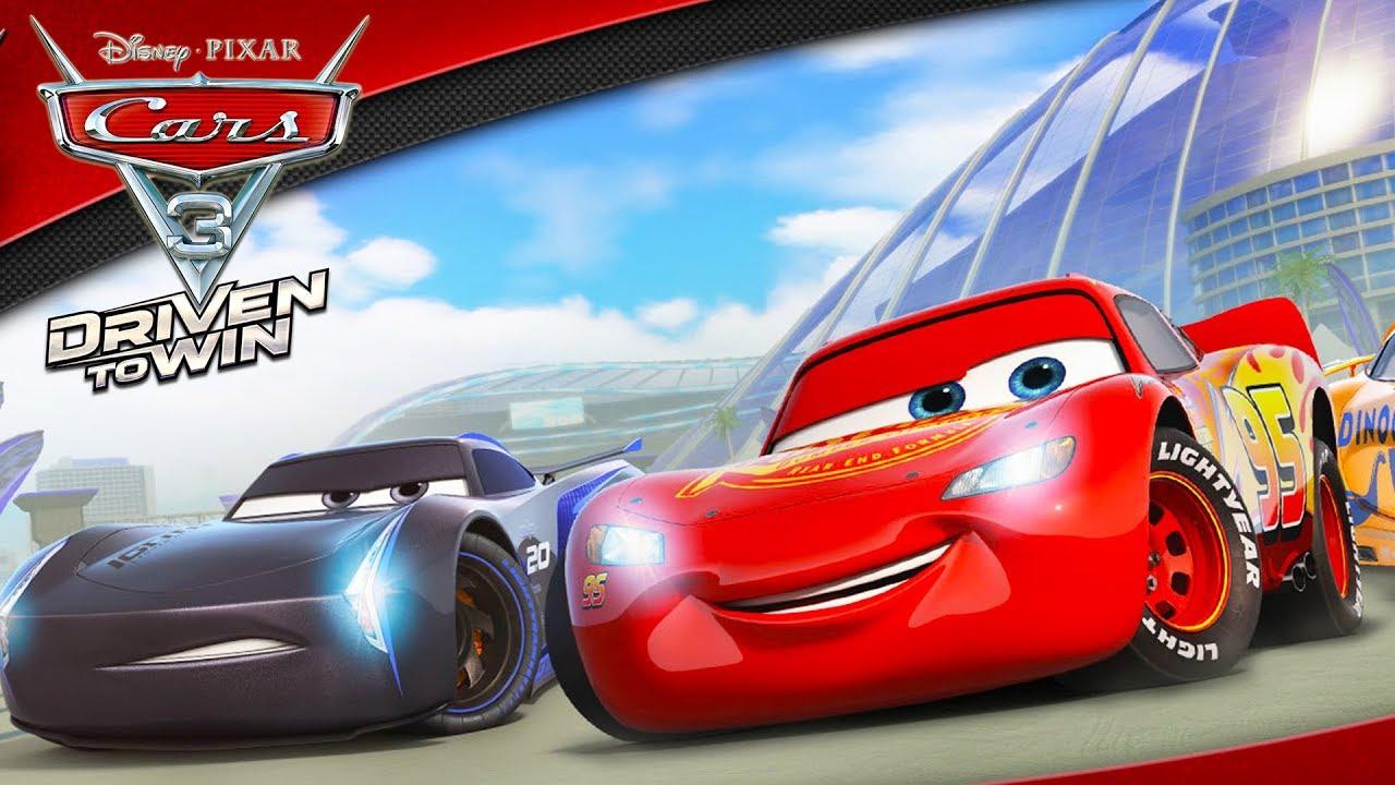 Cars 3 Flash Mcqueen Voiture Jeux Vidéo De Dessin Animé En Français -  Course Vers La Victoire #2 intérieur Jeux De Course De Voiture Pour Enfan