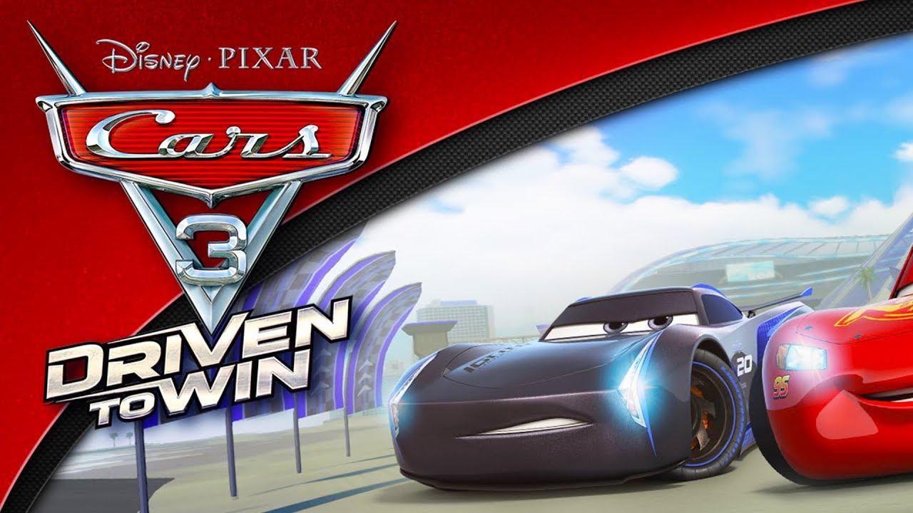 Cars 3 Flash Mcqueen Voiture Jeux Vidéo De Dessin Animé En Français -  Course Vers La Victoire #5 pour Jeux De Voiture De Cours