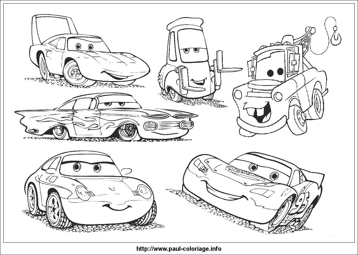 Cars #60 (Animation Movies) – Printable Coloring Pages destiné Coloriage De Flash Mcqueen