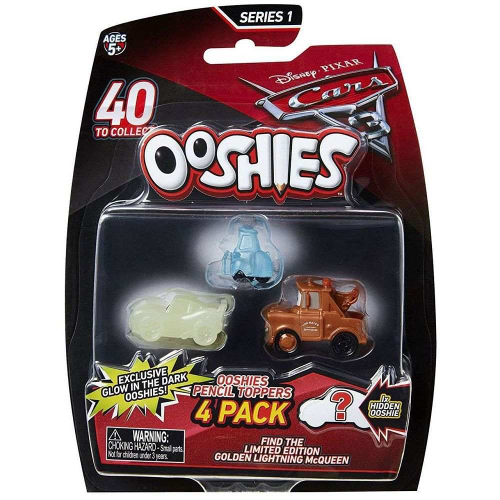 Cars Cars 3 Goods Four Points Set concernant Flash Mcqueen Martin