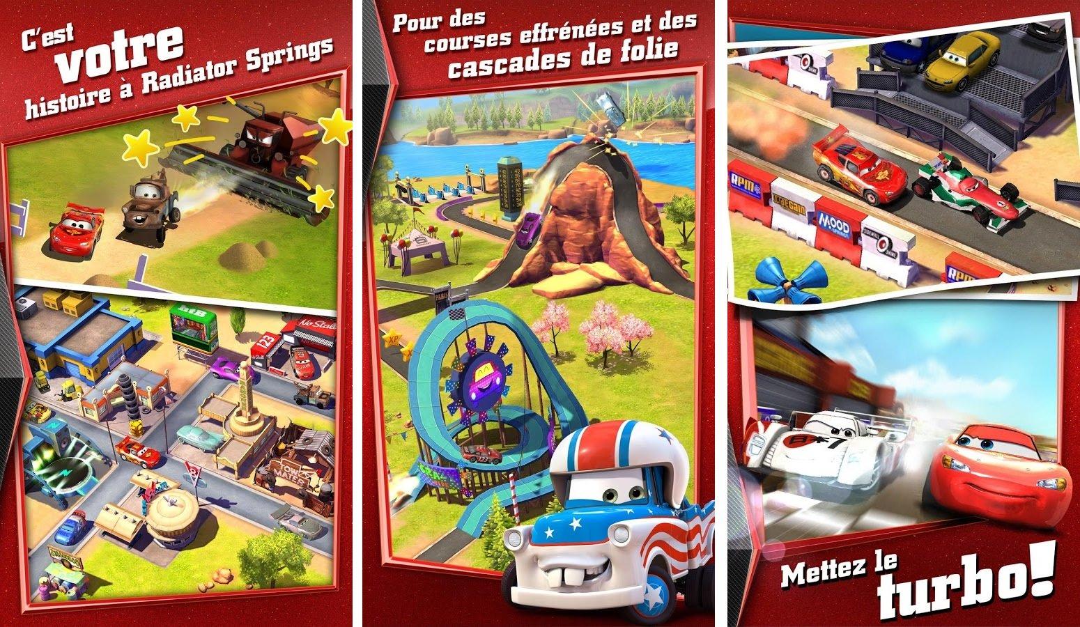 Cars : Rapide Comme Flash Est Un Très Bon Jeu Pour Les Enfants tout Jeux De Course Pour Enfants