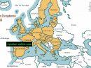 Carte D Europe Images Et Photos » Vacances - Arts- Guides destiné Carte Union Europeene