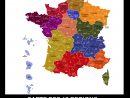Carte De France Des Régions Images » Vacances - Arts- Guides destiné Carte France Avec Region