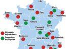 Carte De France Grande Ville tout Carte De France Grande Ville