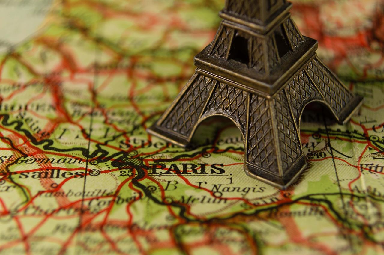 Carte De France – Régions – Départements En Svg | Régis encequiconcerne Carte Des Départements De France 2017