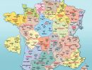 Carte Departement Maine-Et-Loire : Département Maine-Et avec Carte De France Grande Ville
