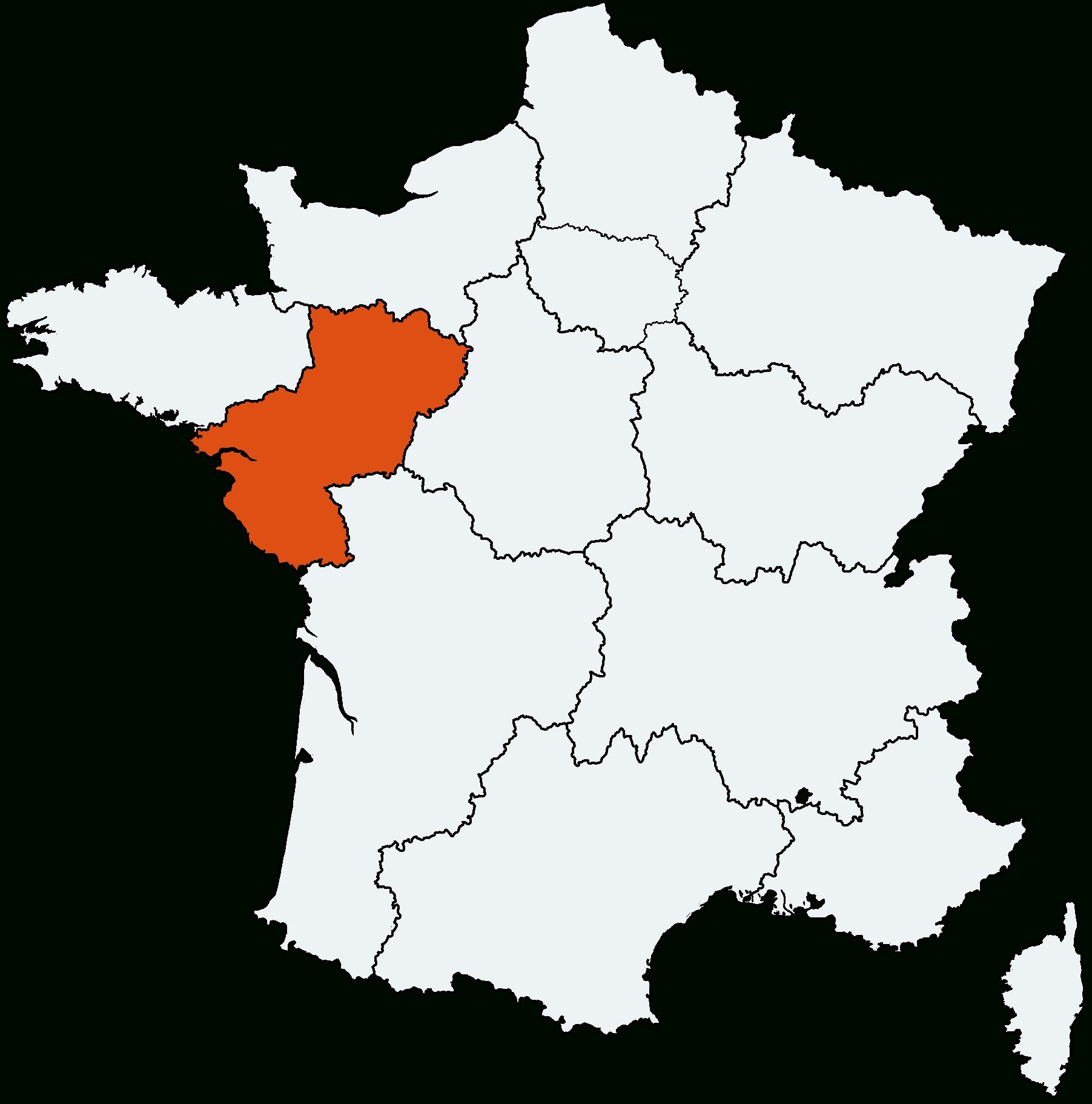 Carte Des 13 Régions Métropolitaines - Cartes À Mémoriser concernant Carte Des 13 Régions