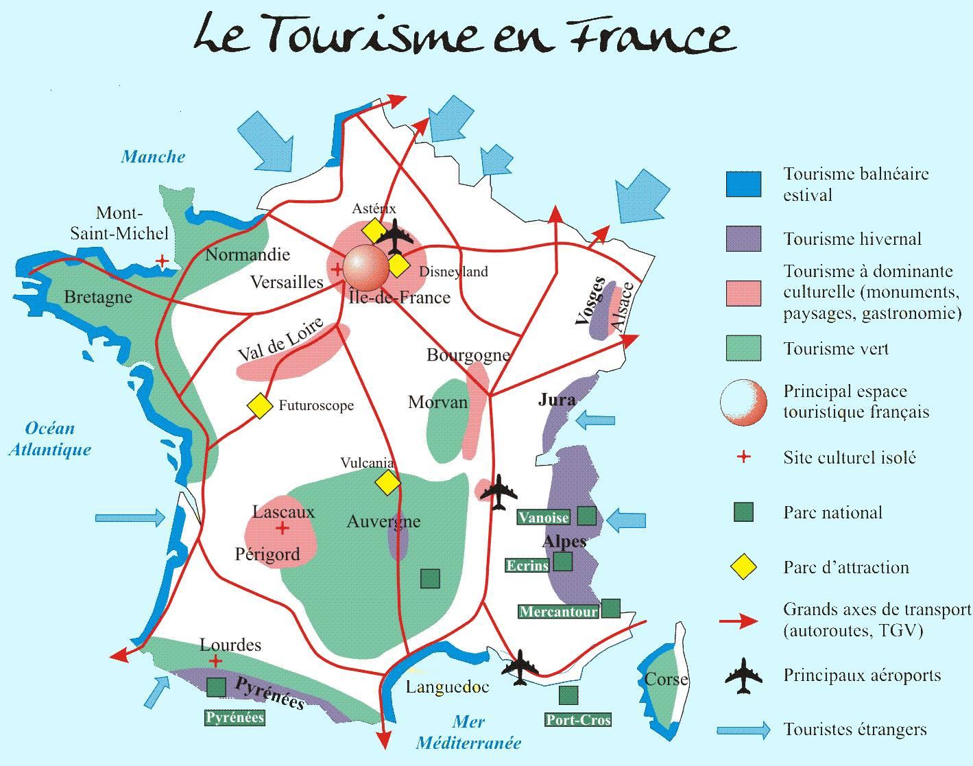 Carte France Villes : Carte Des Villes De France avec Carte De France Vierge Nouvelles Régions