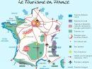 Carte France Villes : Carte Des Villes De France encequiconcerne Carte De France Avec Département À Imprimer