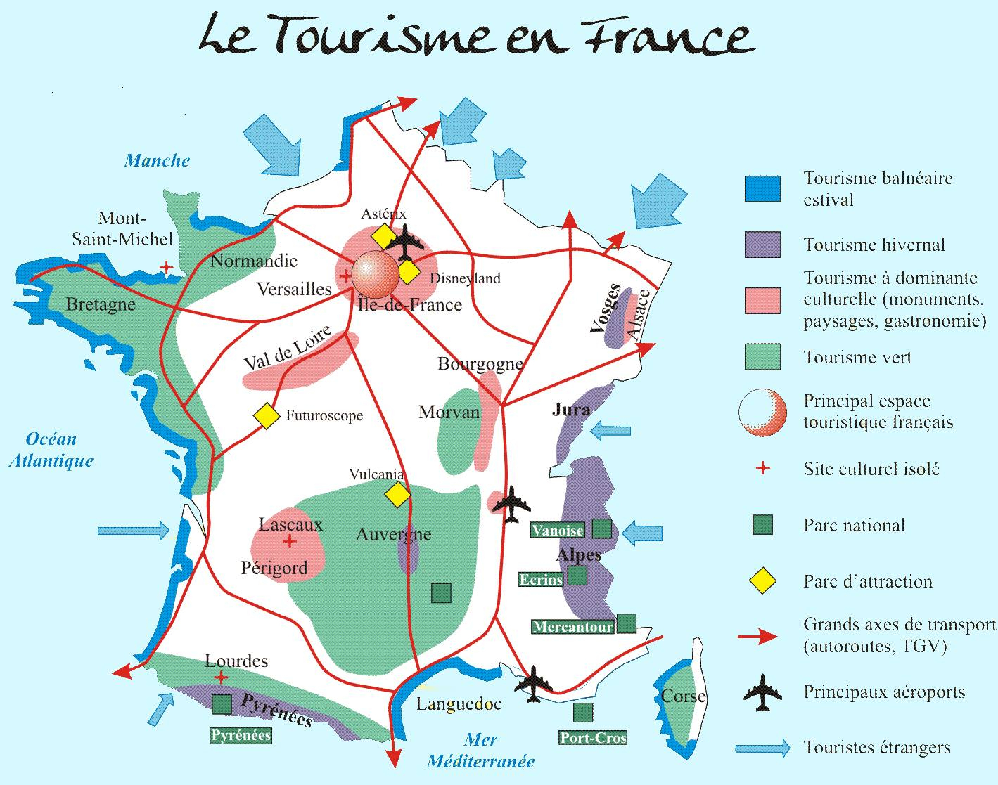 Carte France Villes : Carte Des Villes De France pour Carte France Vierge Villes