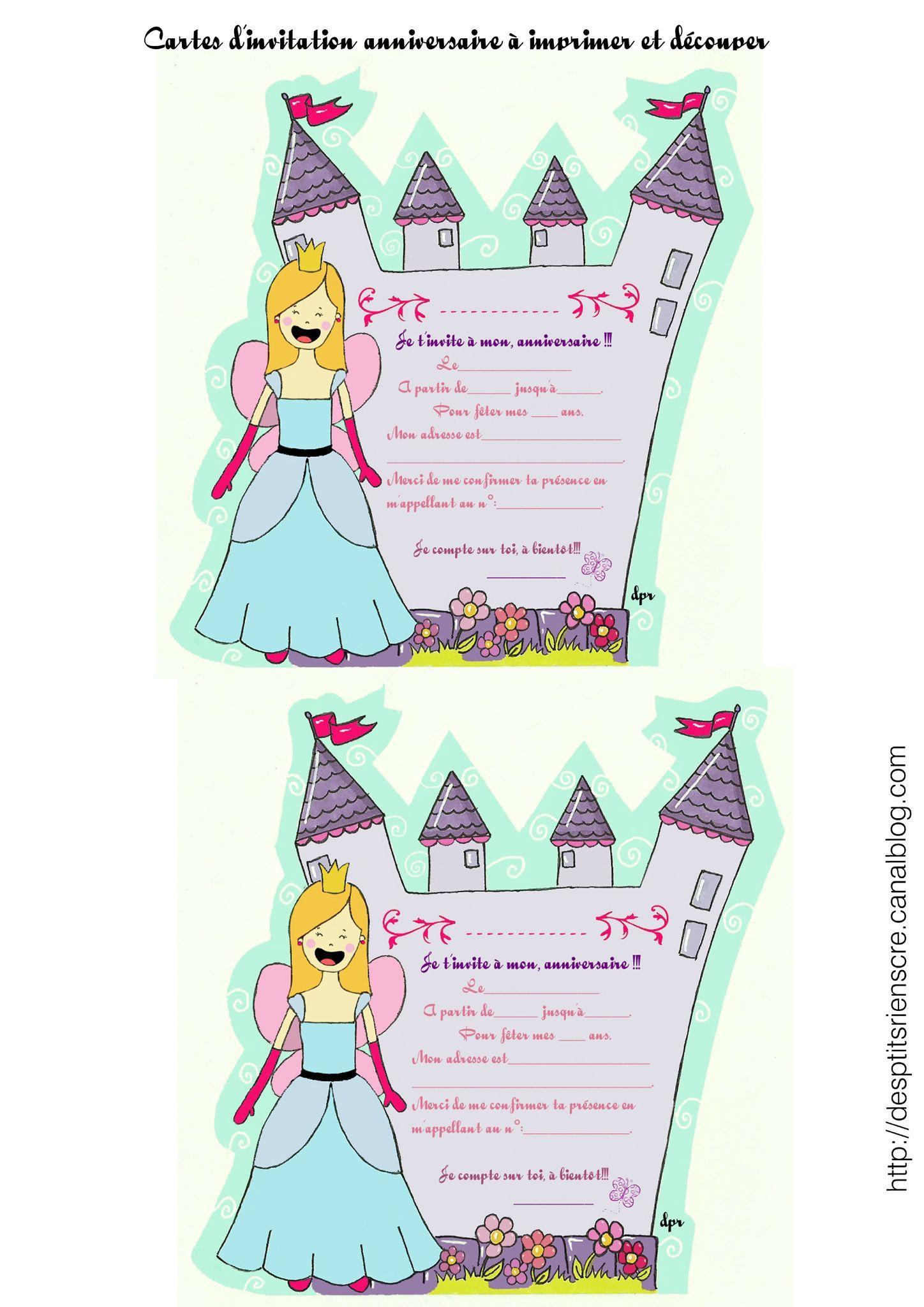 Carte Invitation Anniversaire Fille 6 Ans Gratuite À destiné Jeux De 6 Ans Gratuit