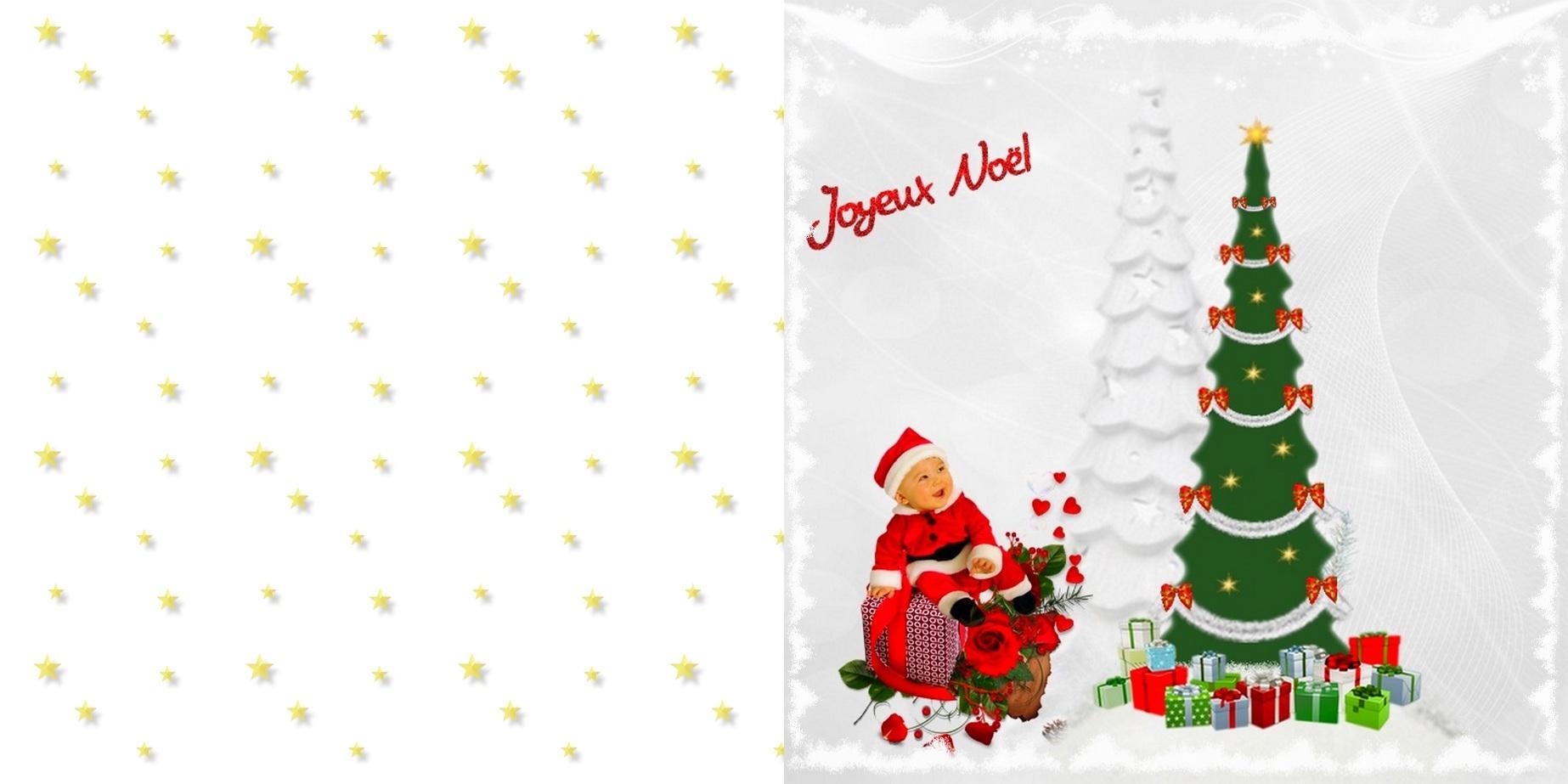Carte Joyeux Noël - Fonds&décosblogimag'nation intérieur Carte Joyeux Noel À Imprimer