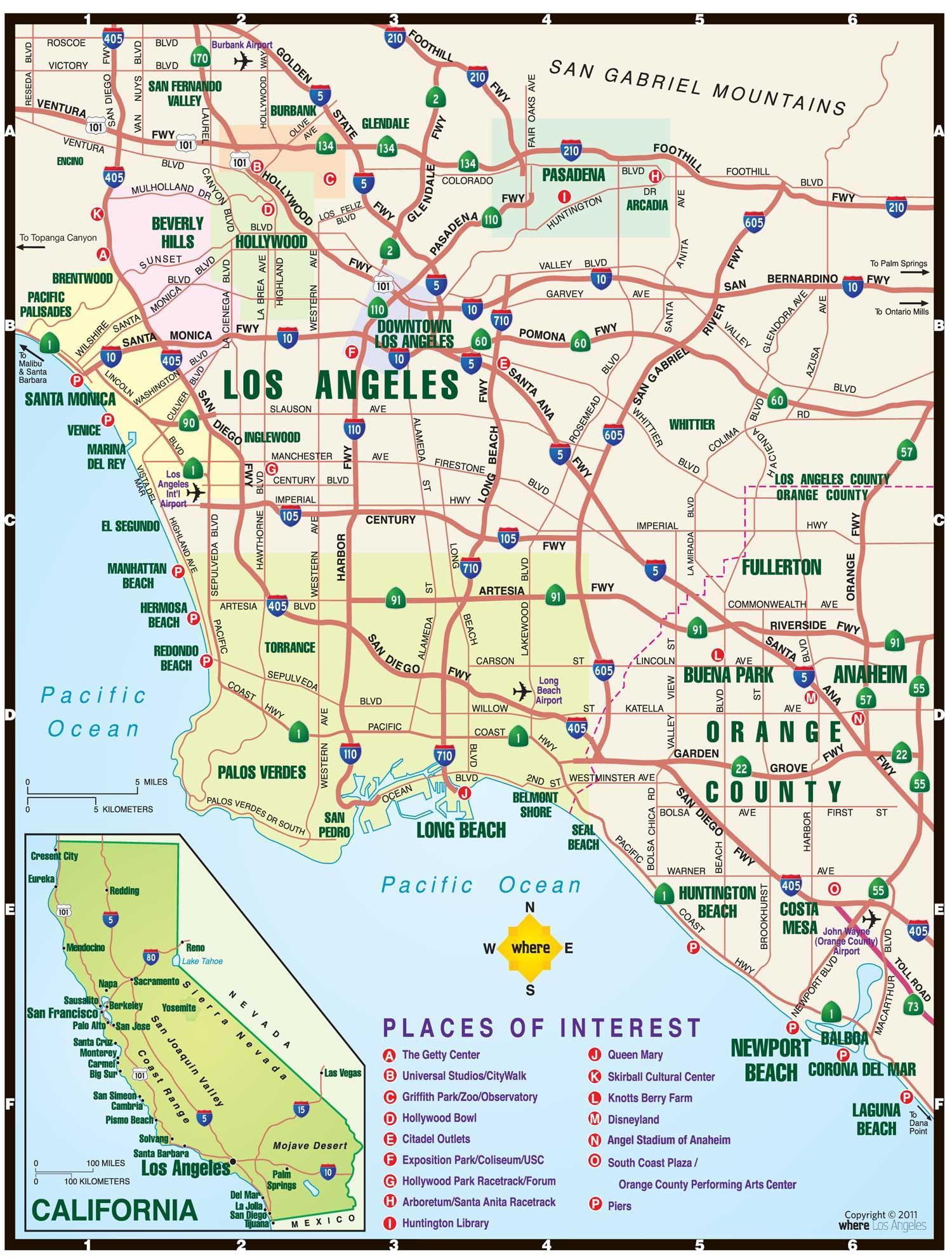 Carte Lax Environs - La Carte De Lax Et Ses Environs destiné Carte Des Etats Unis À Imprimer