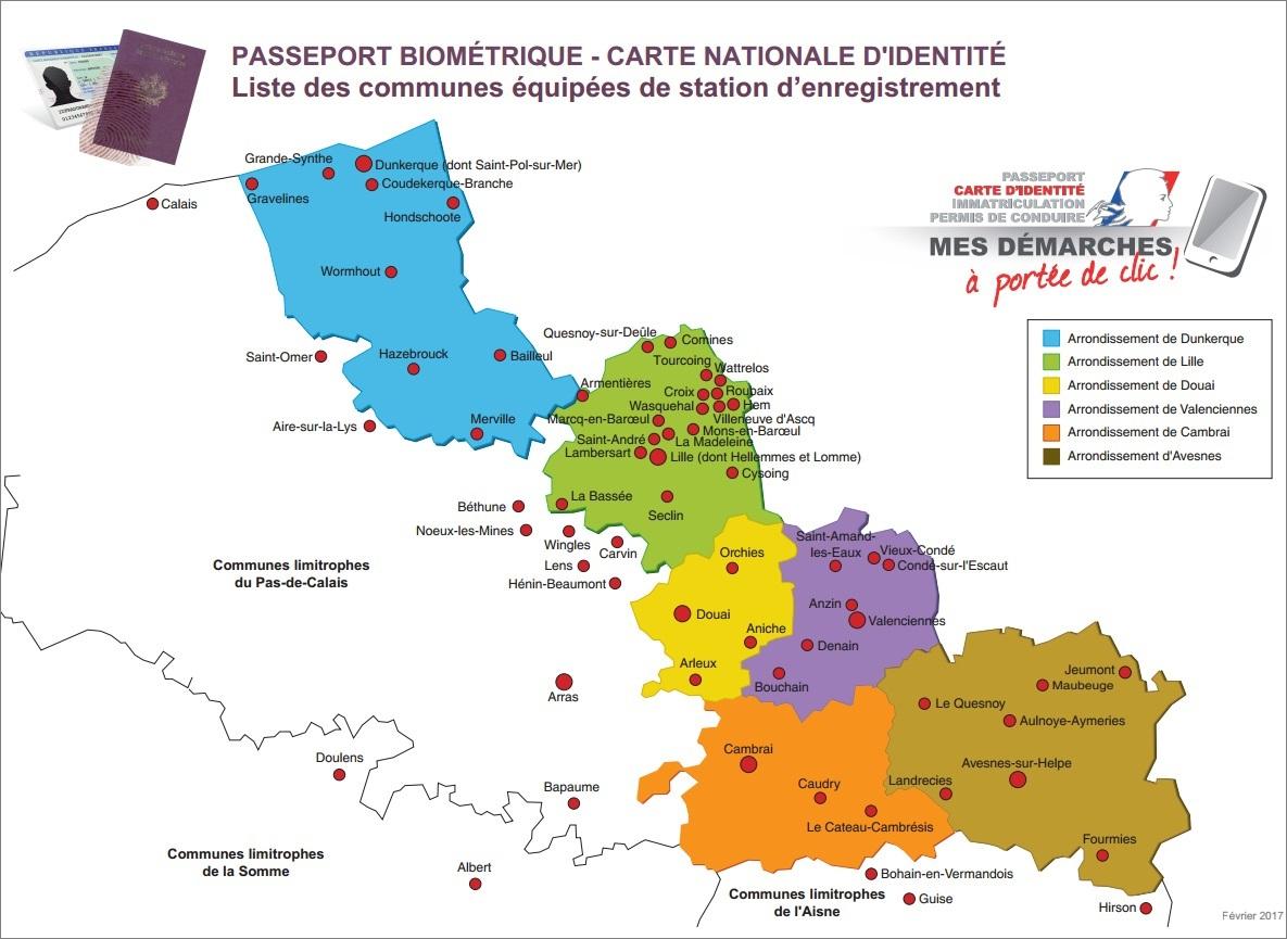 Carte Nationale D'identité - De Nouvelles Modalités De encequiconcerne Carte De France Avec Départements Et Préfectures