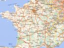 Cartes De France : Cartes Des Régions, Départements Et encequiconcerne Carte De France Grand Format