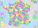 Cartes Des Villes Et Quiz - Cartes De France dedans Carte De France Grand Format
