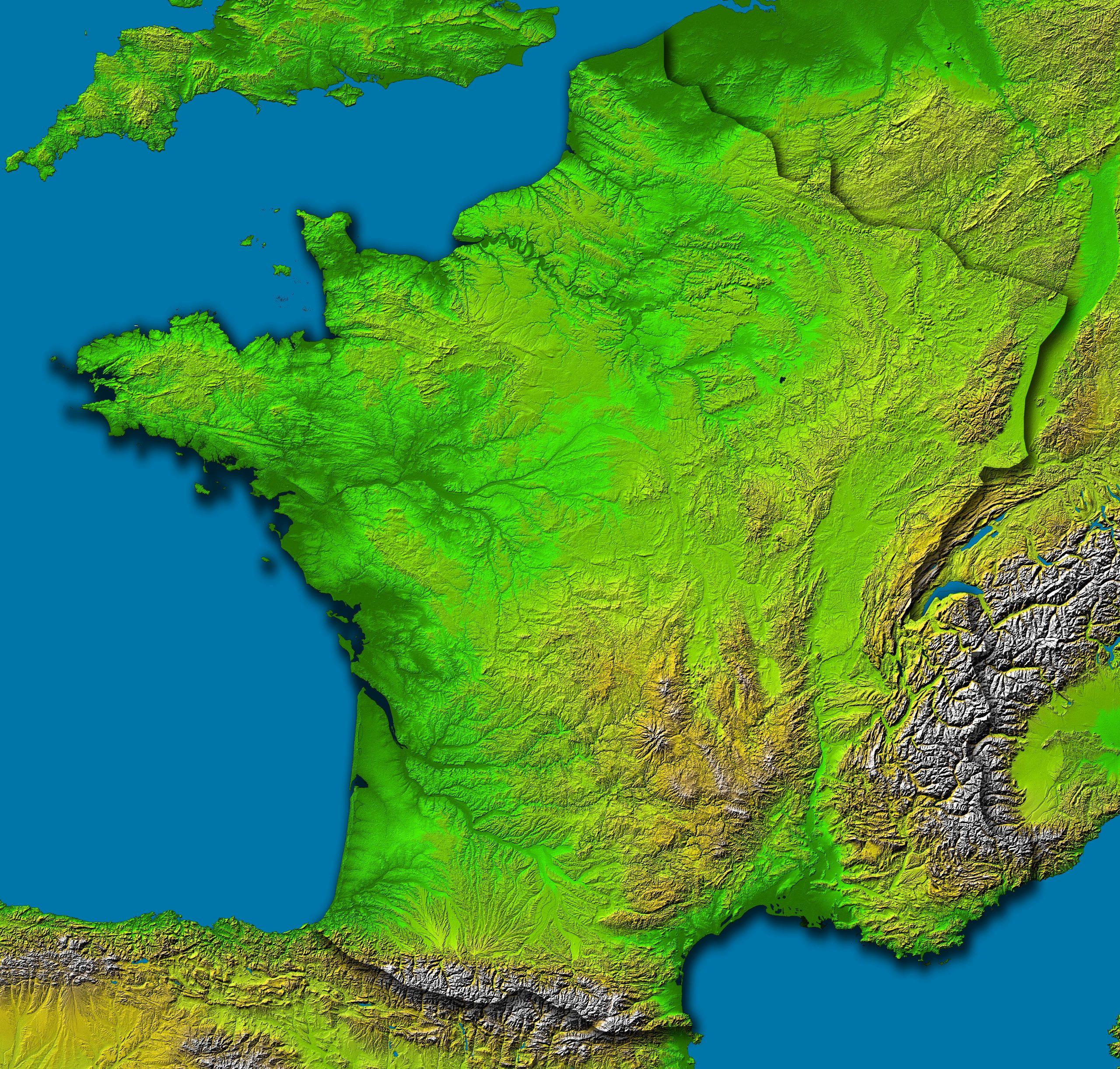 Cartesfrance.fr On Reddit avec Carte De France Grand Format