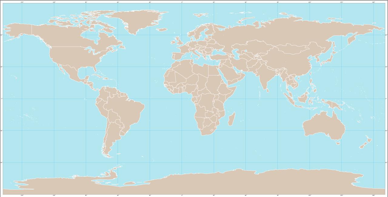 Cartograf.fr : Toutes Les Cartes Des Pays Du Monde : Page 3 concernant Carte Europe Sans Nom Des Pays