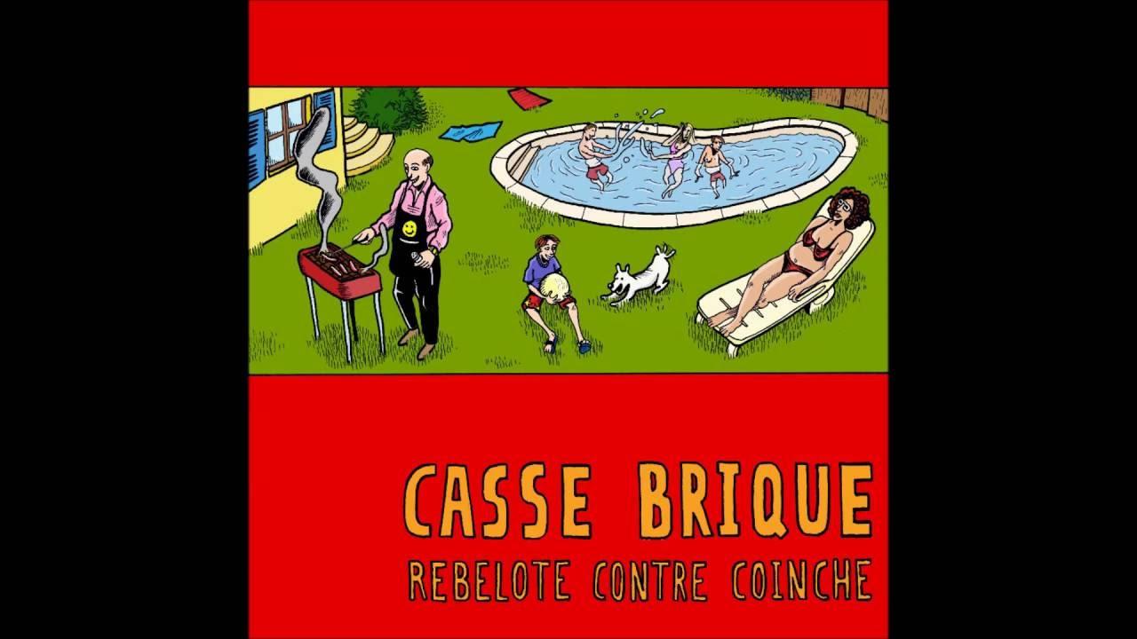 Casse Brique - Rebelote Contre Coinche [Full Ep] encequiconcerne Casse Brick