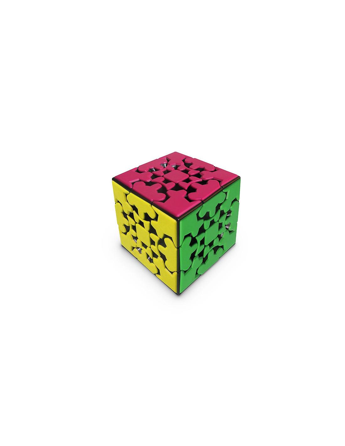 Casse-Tête Gear Cube Xxl Le Cube Grand Format, Douze Tours à 90 Degrés Jeux