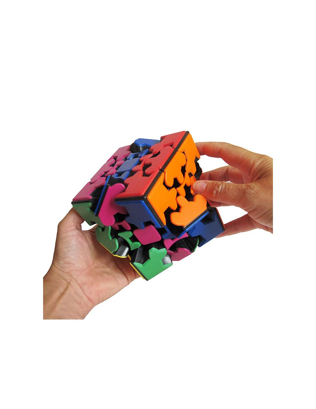 Casse-Tête Gear Cube Xxl Le Cube Grand Format, Douze Tours destiné 90 Degrés Jeux
