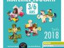 Catalogue Bourrelier Education 3 6 Ans 2018 By Bourrelier à Jeux Educatif Gs