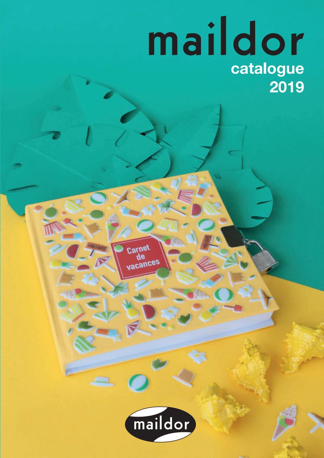 Catalogue Maildor 2019 By Clairefontaine-Rhodia - Issuu pour Puzzle 5 Ans En Ligne