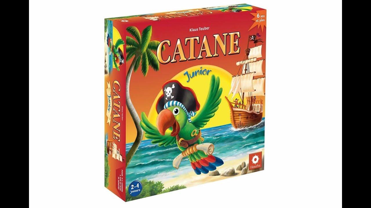 Catane Junior : Un Jeu De Société Pour Les Enfants Dès 6 Ans encequiconcerne Jeux Pour Enfant 6 Ans