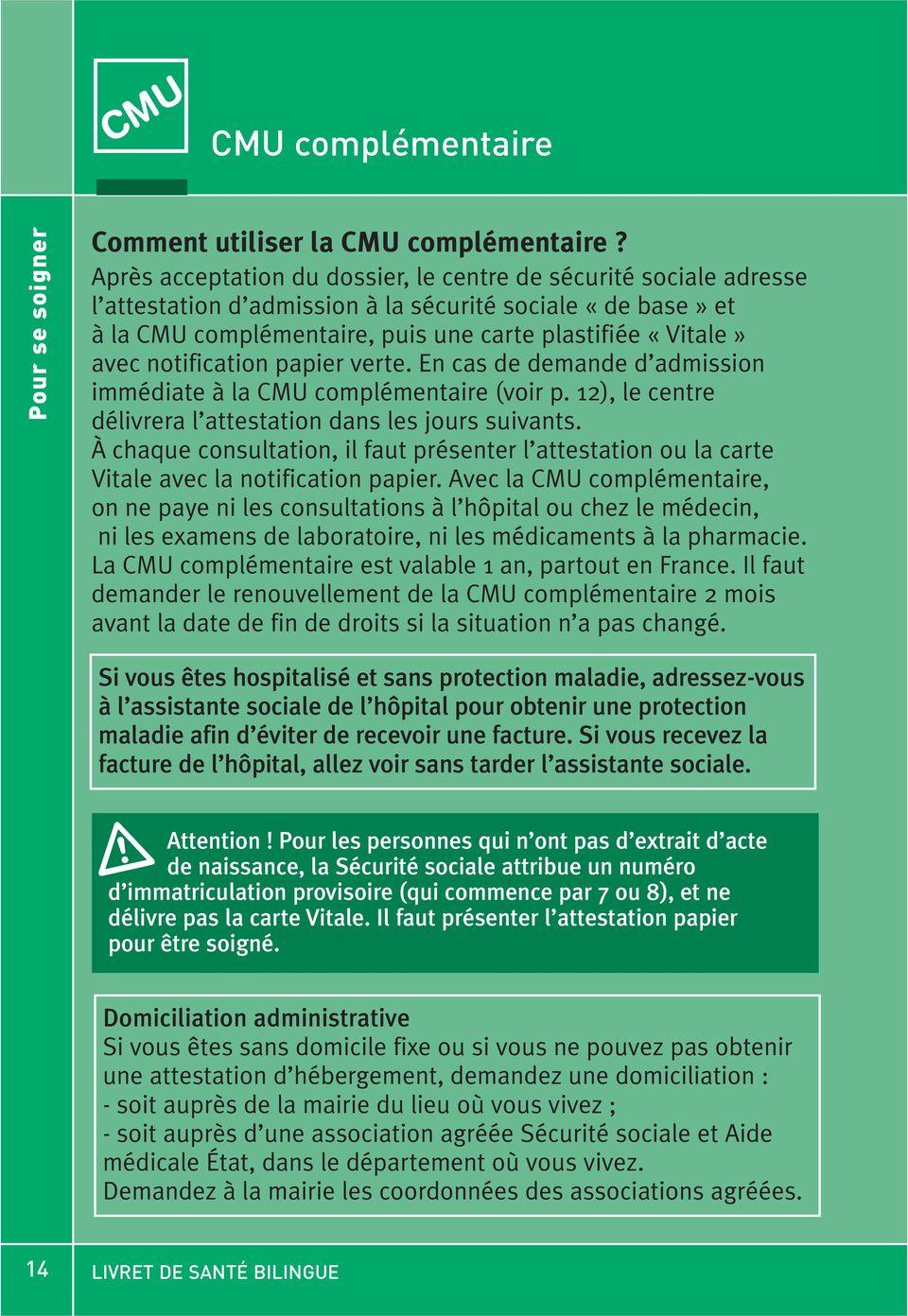 Ce Livret Bilingue Est Disponible En Français/ - Pdf Free avec Carte Departement Numero