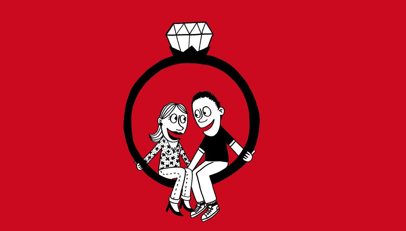 Ce Que Les Bagues Disent Sur Le Couple | Cerveau & Psycho serapportantà Argent Factice À Imprimer