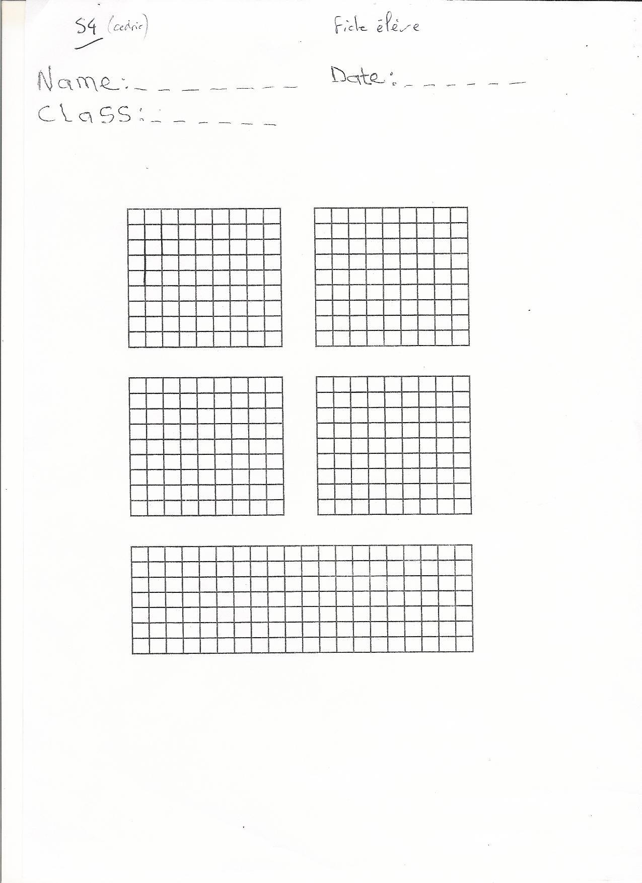 Ce1/mathématiques - Inspection Des Écoles Françaises D destiné Reproduction Sur Quadrillage Ce1