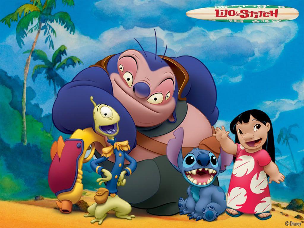 Αffiche | Dessin Stitch, Lilo Et Stitch, Ohana Lilo Et Stitch encequiconcerne Lilo Et Stitch Dessin Animé