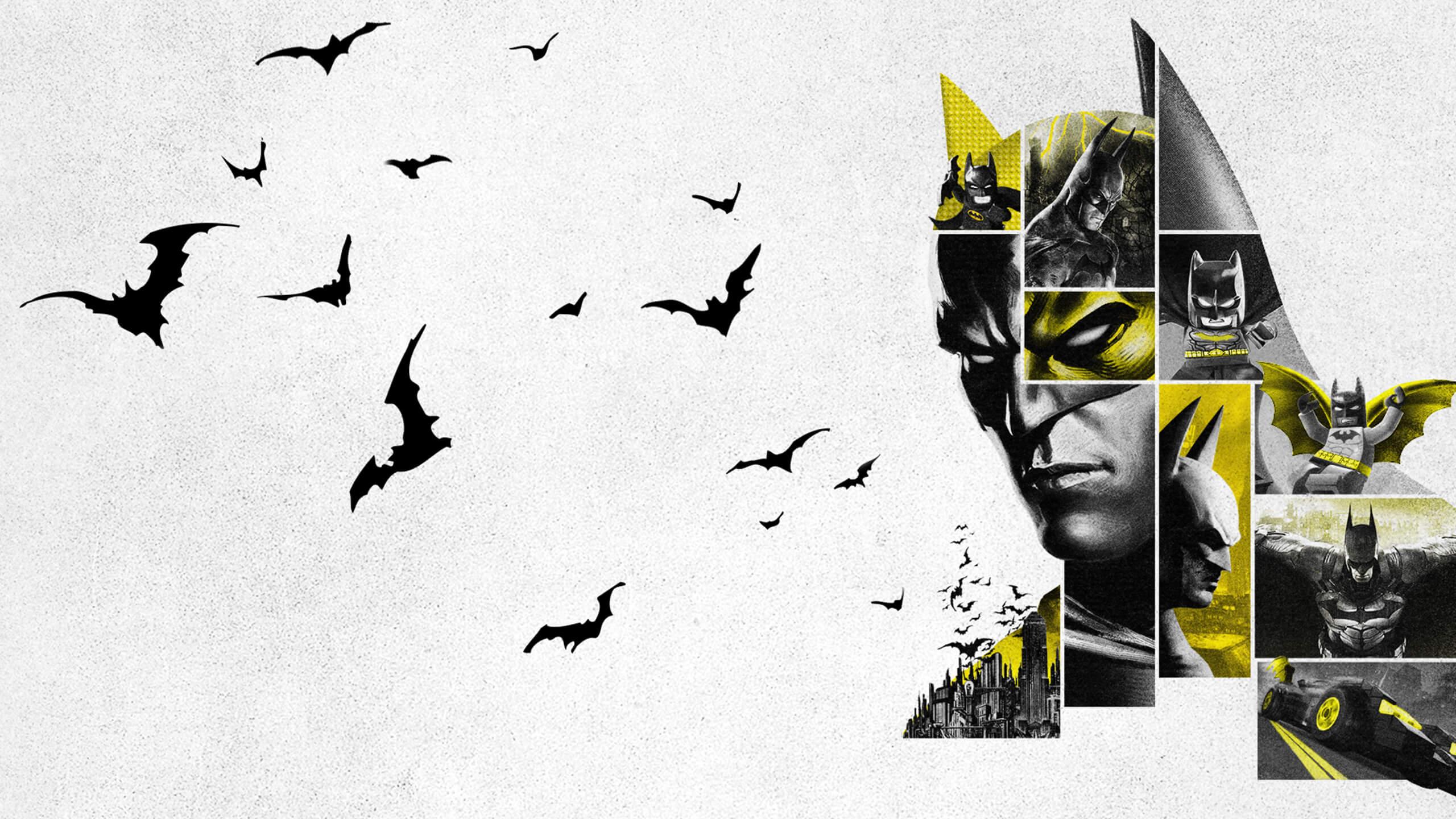 Célébrons 80 Ans De Batman Avec Des Jeux Gratuits ! concernant Jeux 2 Ans En Ligne Gratuit